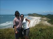 On our walk around Ilha do Mel - there are about 7 main beaches: by derekandcarla, Views[171]