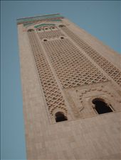 dg - activities: studying expressions of longing, hassan II mosque, casablanca: by desireegonzalo, Views[254]