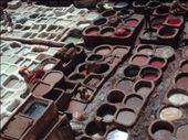 dg - activities: watching locals at work, tanneries in fes: by desireegonzalo, Views[307]