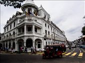 Busy Temple Square in Sacred City of Kandy.: by devchandan, Views[345]