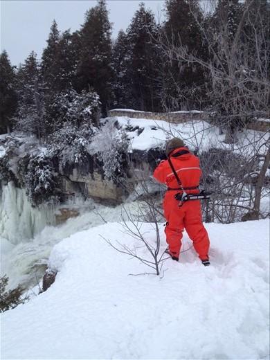 Winter 2012, Canada