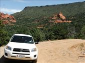 Off roading among the red rocks: by dianaandmalcolm, Views[102]