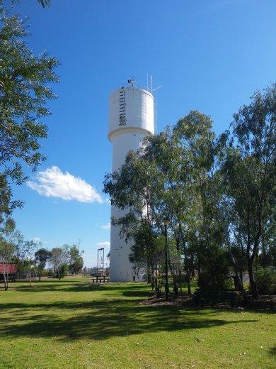 water tower Mitchell