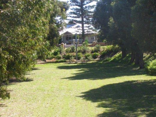 Divine Mercy Garden