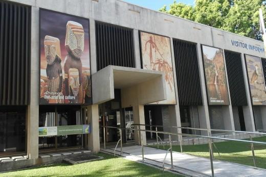 Darwin Information Centre
