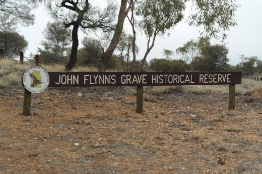 John Flynns Grave