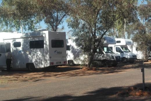 Vans in bulk...20 in all a group.