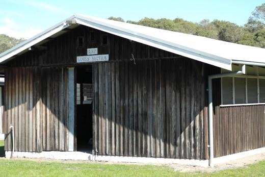 Quarantine Station