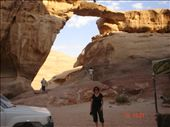 Very special formation in Wadi Rum - Serkennilegt: by disa, Views[182]