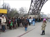 Line to the Eiffel Tower: by disco, Views[240]
