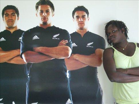Meet the All Blacks / Rencontre avec les All Blacks