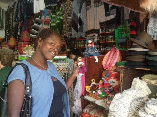Le marché de Coquimbo