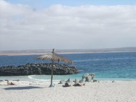 Bahia Main beach Plage principale de bahia