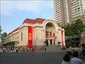 The opera house in Saigon. Rather pleasant, what?: by doherty1957, Views[842]