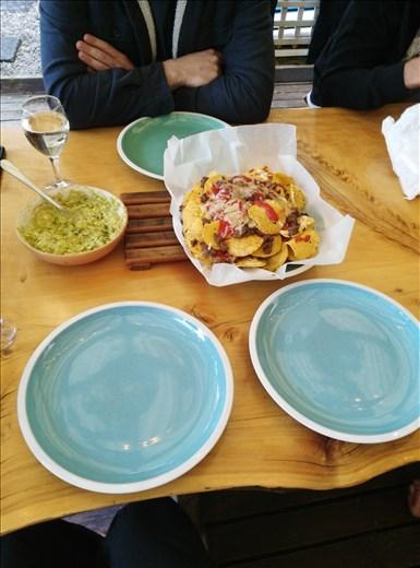 Back in Ahipara i learned how to prepare Nachos Supreme!