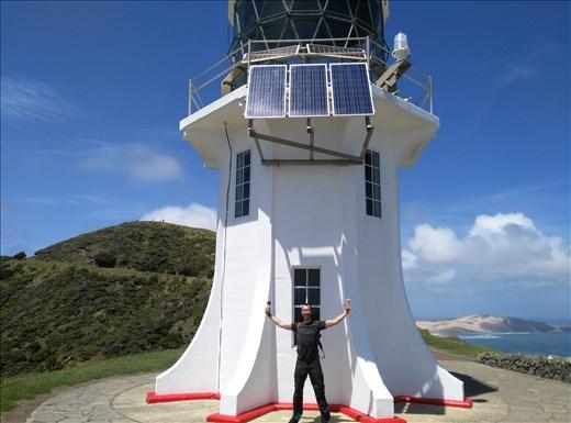 Cape Reingar, wo die Unsere mit der Unterwelt verbunden ist