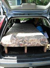 Ich habe ein Auto! Und baute das Bett selber.: by domi_info, Views[40]