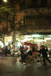 Touring Hanoi on cyclo.: by dondealban, Views[304]