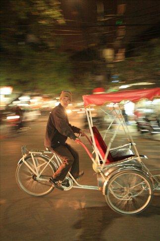 Cyclo driver.