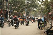 Speeding motor vehicles along Hang Bong Street.: by dondealban, Views[605]