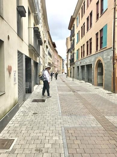 Villava street JGH