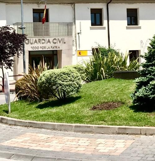 police station Najera
