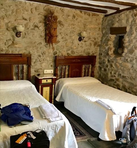 hotel room Belorado