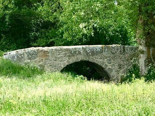 Bridge near Ages