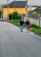 ladies walking to town near Ponferrada: by donna_jeff, Views[48]