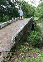 bridge into Furelos JGH: by donna_jeff, Views[16]