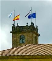 tower flags Santiago: by donna_jeff, Views[60]