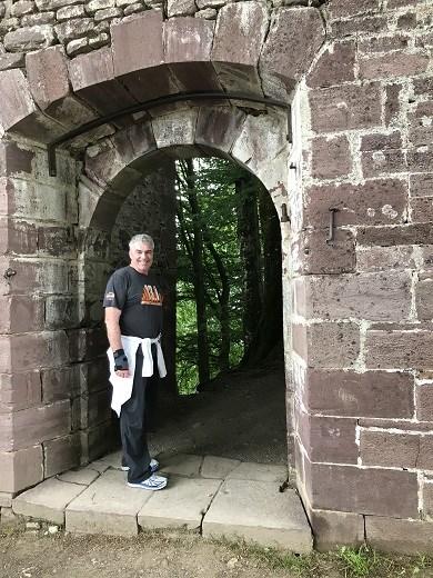 st jean castle arch JGH