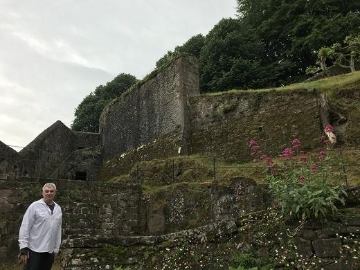 St Jean Castle Walls JGH