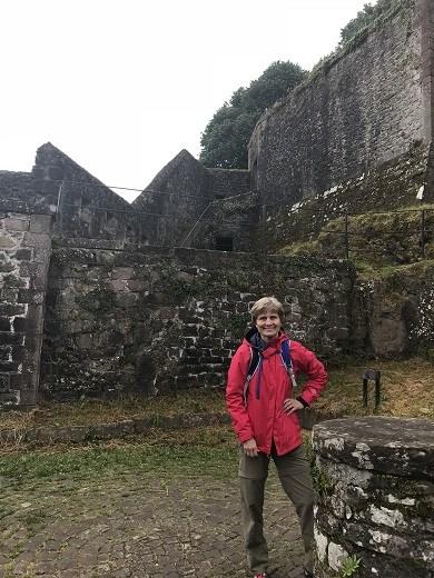 St Jean Castle DMS