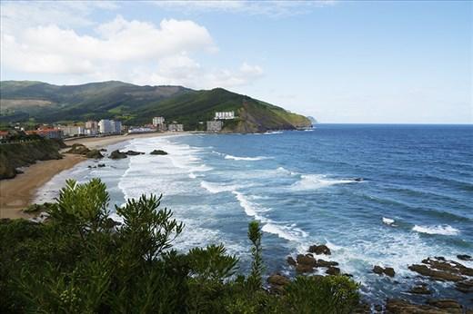Bakio, Biscay coast
