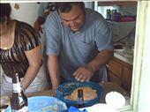 Beto making tamales de puerco: by doreen-b, Views[926]
