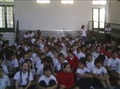 The students had prepared questions in English to ask us.: by doreen-b, Views[152]