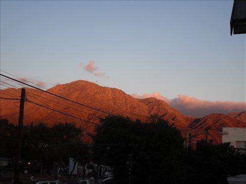 Mountain Uritorco