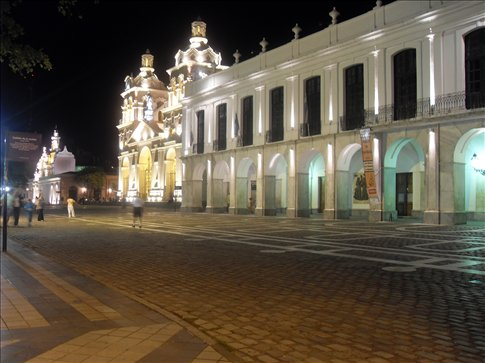 City Hall and Cathedral