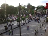 The downtown plaza in Puebla: by doreen-b, Views[1034]