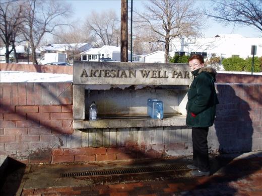 Artesian Well City Park, Salt Lake City, Utah - Salt Lake ...