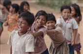 Stepping Stones School in rural Cambodia provides a safe and happy environment for children to learn and play in.: by dougshobbrook, Views[1037]