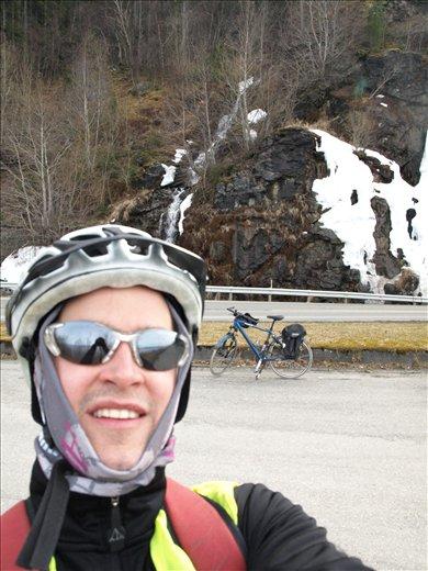 Me, my bike and I
