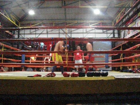 reggae bar thai fighting