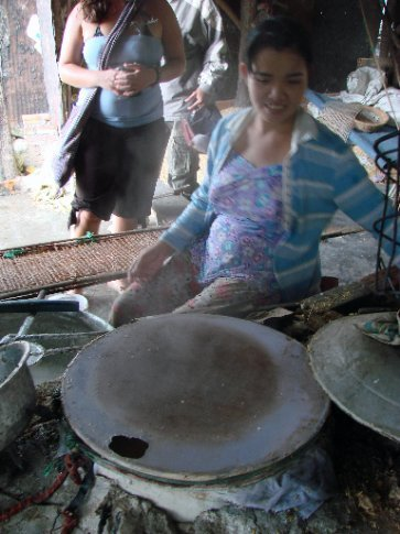 rice paper maker
