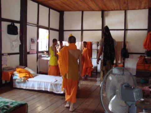 their room