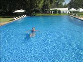 Mt Meru hotel pool - a nice way to spend a Saturday afternoon : by drfrenchie, Views[111]