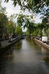 Classic canal scene in Amsterdam: by drmitch, Views[122]