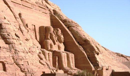 Statues of Rameses II