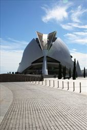 Opera house in the Arts & Sciences complex: by drmitch, Views[100]
